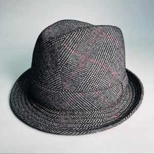 Fedora The Dandy Hat Gray Size 7 1/4